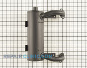 Muffler - Part # 1610129 Mfg Part # 24 068 08-S