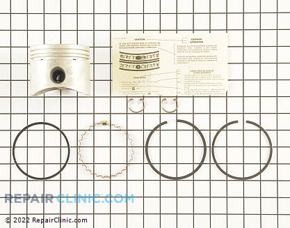 Piston, Kohler Engines Genuine OEM  47 874 08-S