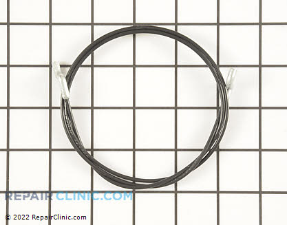 Control Cable, Briggs & Stratton Genuine OEM  1501123MA - $8.35