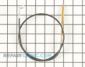Control Cable - Part # 1668906 Mfg Part # 1579MA