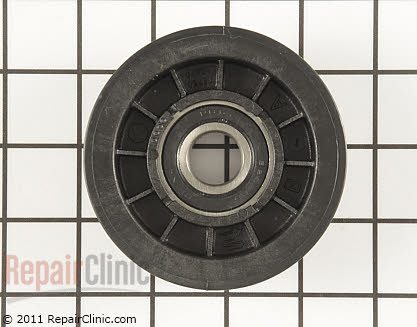 Flat Idler Pulley, Briggs & Stratton Genuine OEM  690409MA - $8.55