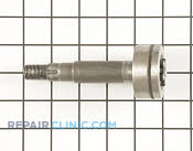 Spindle Shaft - Part # 1668960 Mfg Part # 137553