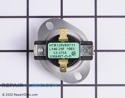 Cycling Thermostat (OEM)  31001088