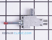 Surface Burner Valve - Part # 252025 Mfg Part # WB21K12