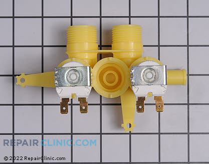 Water Inlet Valve WH12X1075 Main Product View