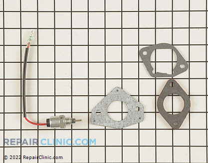 Fuel Shut-Off Solenoid, Kohler Engines Genuine OEM  24 757 45-S - $129.55