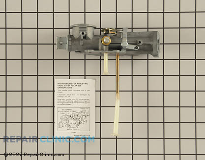 Carburetor, Briggs & Stratton Genuine OEM  299437