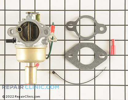 Carburetor, Kohler Engines Genuine OEM  12 853 117-S