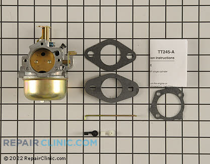 Carburetor, Kohler Engines Genuine OEM  47 853 22-S
