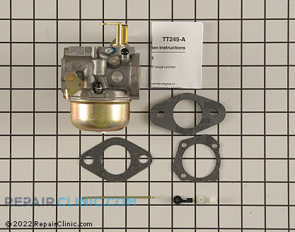 Carburetor, Kohler Engines Genuine OEM  47 853 23-S