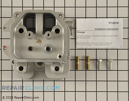 Cylinder Head, Kohler Engines Genuine OEM  24 318 108-S