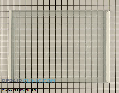 Shelf Glass (OEM)  W10256768