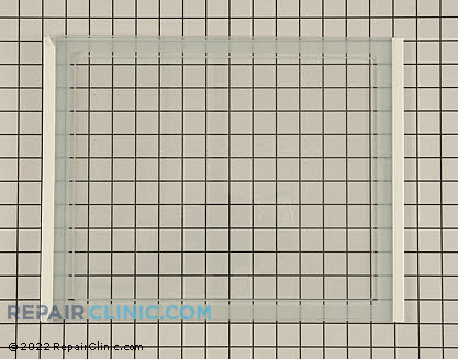 Shelf Glass (OEM)  W10261035