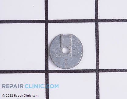 Throttle Plate, Briggs & Stratton Genuine OEM  211203 - $2.20
