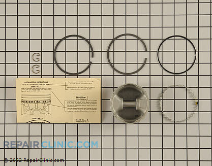 Piston, Kohler Engines Genuine OEM  52 874 13-S