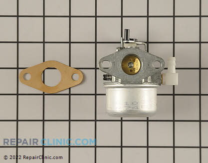 Carburetor, Briggs & Stratton Genuine OEM  495652 - $48.55