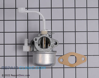 Carburetor, Briggs & Stratton Genuine OEM  496863 - $48.55