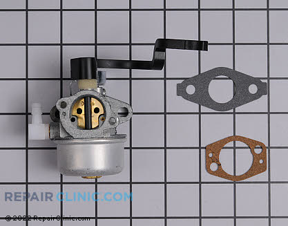 Carburetor, Briggs & Stratton Genuine OEM  694112