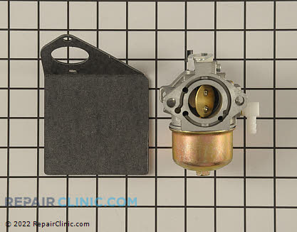 Carburetor, Briggs & Stratton Genuine OEM  690115
