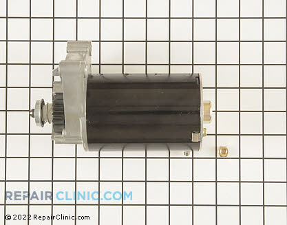 Electric Starter, Briggs & Stratton Genuine OEM  498148
