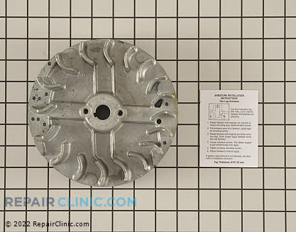 Flywheel, Briggs & Stratton Genuine OEM  691987