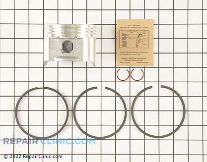 Piston, Briggs & Stratton Genuine OEM  498584, 1641822