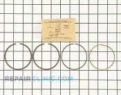 Piston Ring Set - Part # 1646738 Mfg Part # 791098