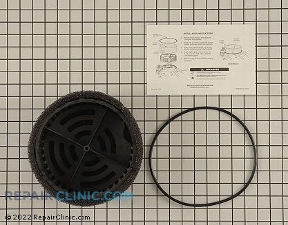 Air Cleaner, Briggs & Stratton Genuine OEM  693514