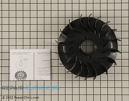 Fan Blade, Briggs & Stratton Genuine OEM  796083 - $15.95