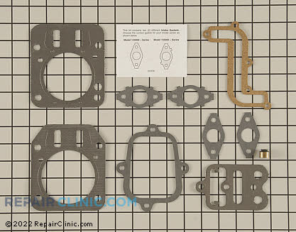 Gasket Set, Briggs & Stratton Genuine OEM  791798