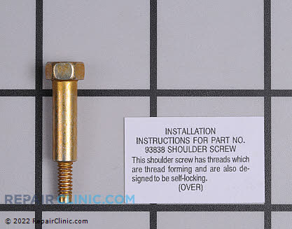 Flange Bolt, Briggs & Stratton Genuine OEM  691630