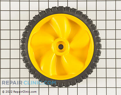 Yard Machines Wheel Assembly