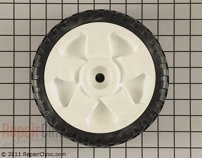 Wheel Assembly With Gear, Toro Genuine OEM  115-4695