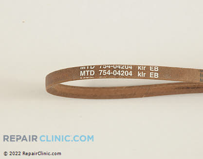 Belt: V-Belt 954-04204       Main Product View