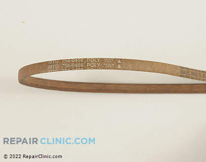 Belt: V-Belt (Genuine OEM)  954-0456