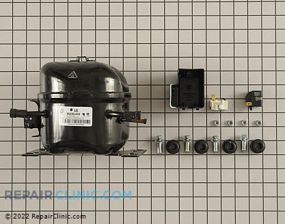 Compressor (OEM)  RF-1750-49