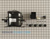 Compressor - Part # 1222135 Mfg Part # RF-1750-49
