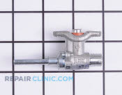 Surface Burner Valve - Part # 1451296 Mfg Part # W10141709