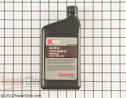 Engine Oil, Kawasaki Genuine OEM  99969-6081