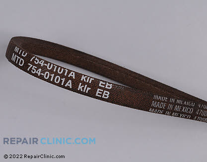 Belt: V-Belt (Genuine OEM)  954-0101A