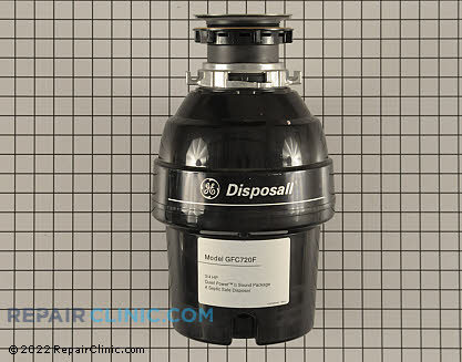 Garbage Disposer GFC720T Main Product View