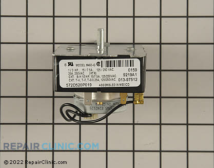 Timer (OEM)  WE4M189 - $87.85