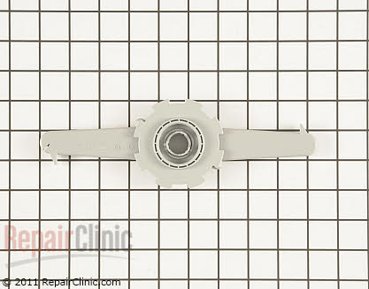 Upper Wash Arm Spinner (OEM)  154754502