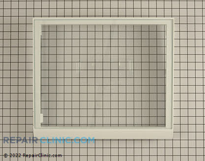 Glass Crisper Cover (OEM)  W10508993