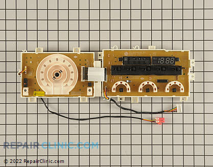 User Control and Display Board (OEM)  EBR36858901 - $101.15