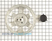 Pulley - Part # 1480345 Mfg Part # 6-2301550