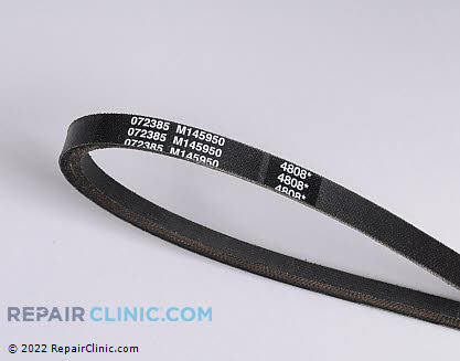 Belt: V-Belt 07238500 Main Product View