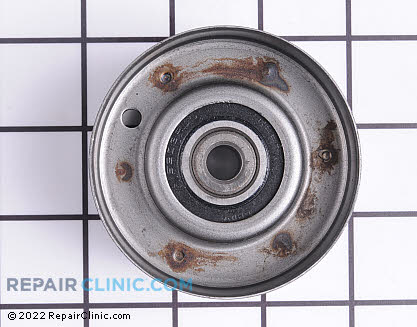 Flat Idler Pulley, Ariens Genuine OEM  07333500 - $11.35