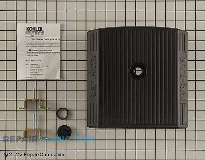 Air Cleaner Cover, Kohler Engines Genuine OEM  24 743 05-S