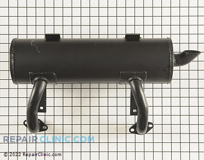 Muffler 24 068 28-S Main Product View